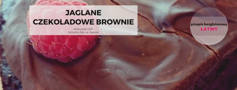 czekoaldowe brownie