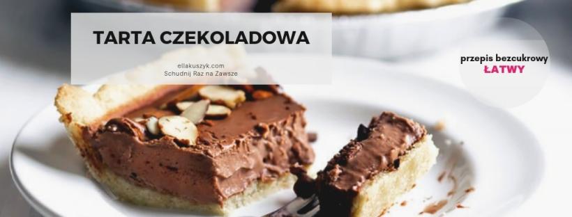 tarta czekoladowa bezglutenowa